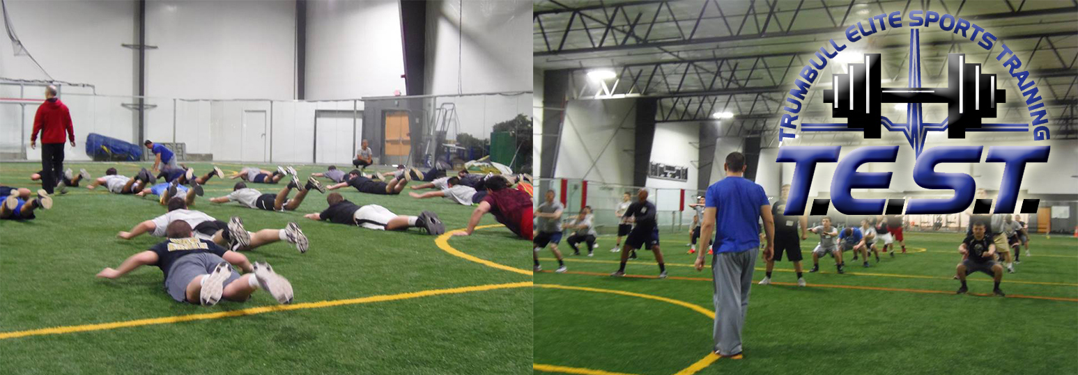 TRUMBULL ELITE SPORTS TRAINING
