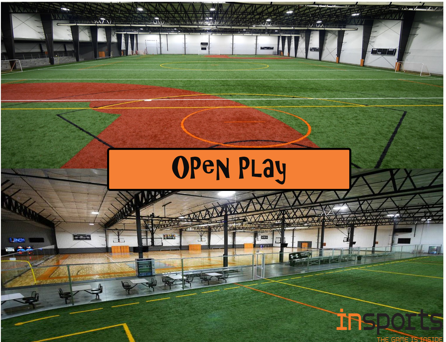 Open Play Collage