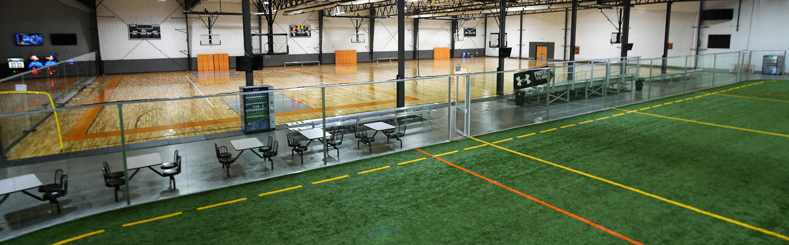 THE BATTING CAGES AT INSPORTS