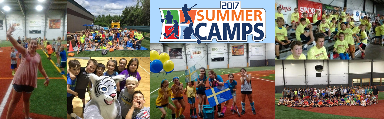 2017 SUMMER CAMP!