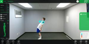 Lumbar Range of Motion