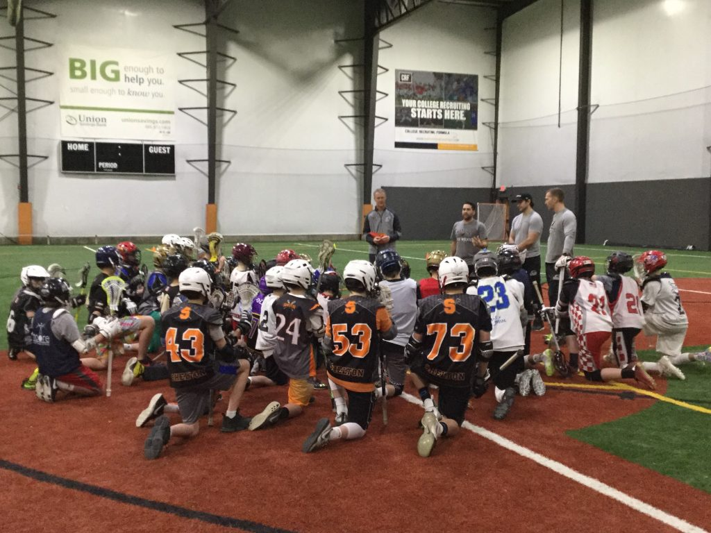 box lacrosse clinic